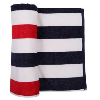 Colibri Beach Windeswept Blues Towel