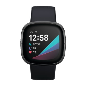 Fitbit Sense Fitness Smartwatch - Out of Stock - Notify Me