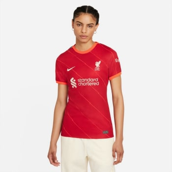 Liverpool Ladies Home 21/22 Soccer Jersey