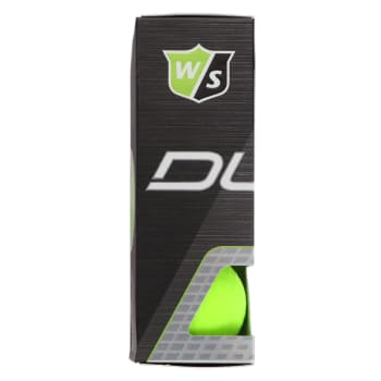 Wilson Duo Optix Sleeve Golf Balls