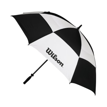 """Callaway Clean 60"""" Double Manual Golf Umbrella - Out of Stock - Notify Me"""