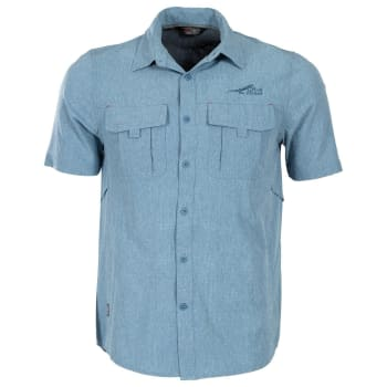 First Ascent Men's Nueva Short Sleeve Shirt - Sold Out Online
