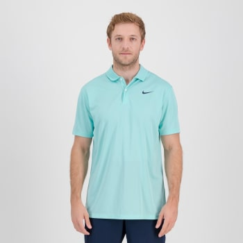 Mens Nike Golf Dry Victory Solid Polo
