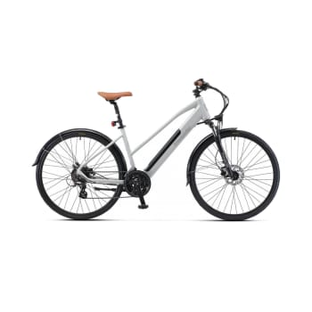 Titan E-Transporter Womens Modena Bike