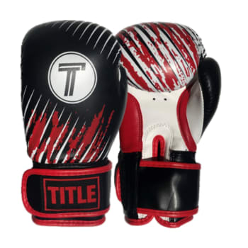 Title Impact Junior Boxing Glove