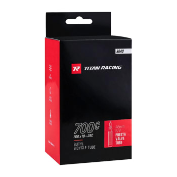 Titan 700 x 18 - 25c Tube - Out of Stock - Notify Me
