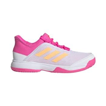 adidas Jnr Adizero Club Girls Tennis Shoes