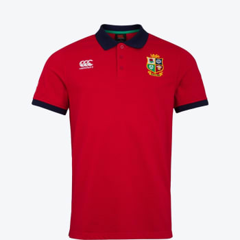 British and Irish Lions Men's 2021 Home Nations Polo