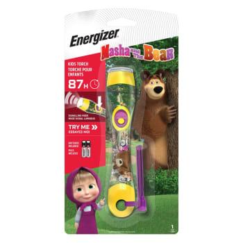 Energizer Masha and The Bear Kids Flashlight