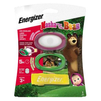 Energizer Masha andThe Bear Kids Headlight