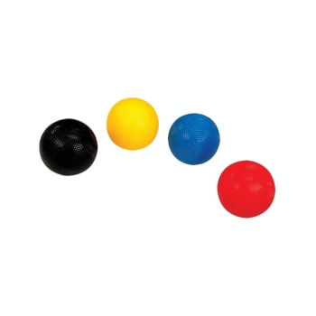 FS Spare Croquet Balls 4 Pack