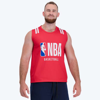 NBA Sublimated Vest (Red)