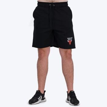 Chicago Bulls Retro Shorts (Black)