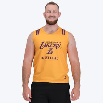 LA Lakers Sublimated Vest (Yellow)