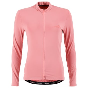 First Ascent Women's Element Long Sleeve Cycling Jersey