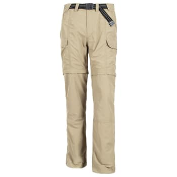 First Ascent Men's Utility Zip-off Pant