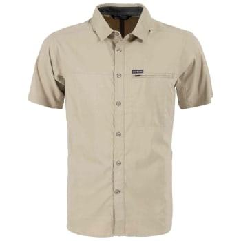 First Ascent Men's Riverbank Short Sleeve Shirt
