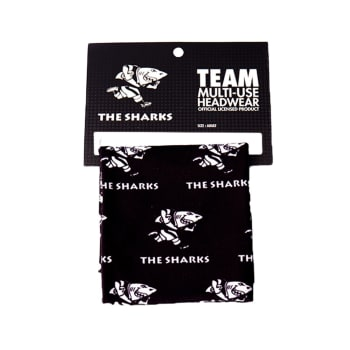 Sharks Multi-use Headwear