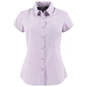 First Ascent Women's Luxor Short Sleeve Shirt