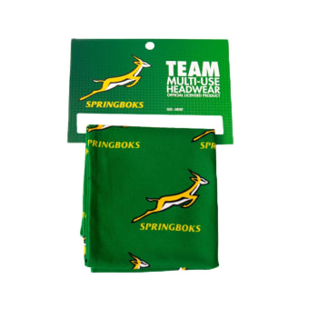 Springboks Multi-use Headwear