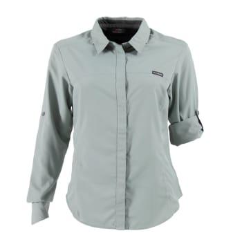 First Ascent Women's Venture Long Sleeve Shirt
