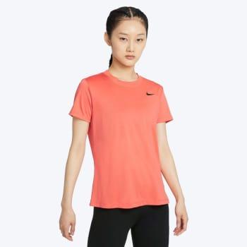 Nike Women's Dri Fit Leg Run Tee