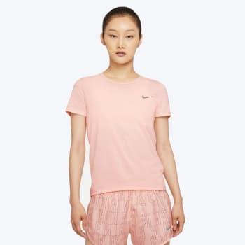 Nike Women's Dri Fit Division Run Tee