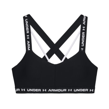 Under Armour Women's Crossback Low Sports Bra