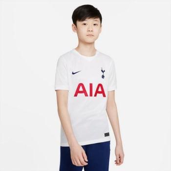 Tottenham Hotspur Junior Home 21/22 Soccer Jersey