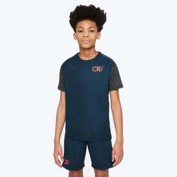 Nike Boys CR7 Dri-Fit Short Sleeve T- Shirt
