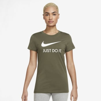 Nike Women's Just do it Slim T-shirt