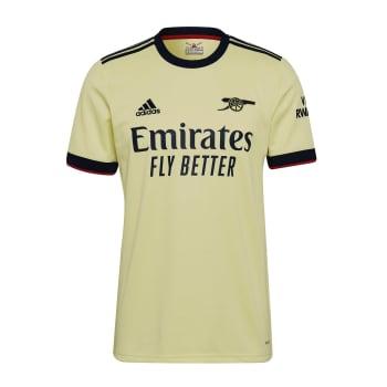 Arsenal Men's Away 21/22 Soccer Jersey