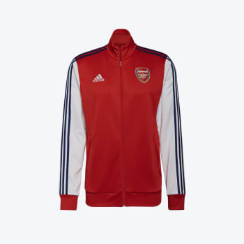 Arsenal Men's 21/22 3Stripe Jacket