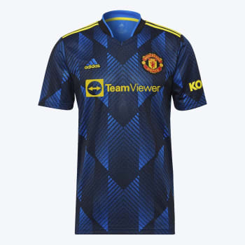 Man United Men's 3rd 21/22 Soccer Jersey - Find in Store