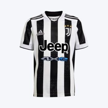 Juventus Men's Home 21/22 Soccer Jersey