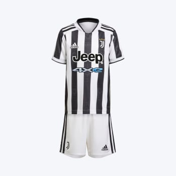 Juventus Infant Home 21/22 Soccer Kit