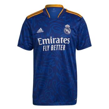 Real Madrid Men's Away 21/22 Soccer Jersey