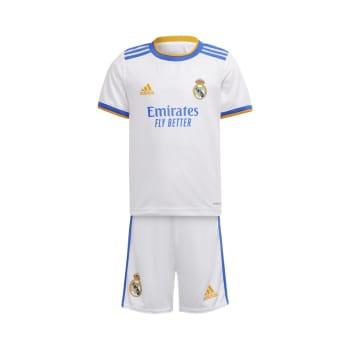 Real Madrid Infant Home 21/22 Soccer Kit