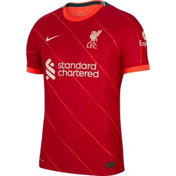 Liverpool Men's Home 21/22 Vapor Soccer Jersey