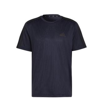 adidas Men's 3 Stripe T-Shirt