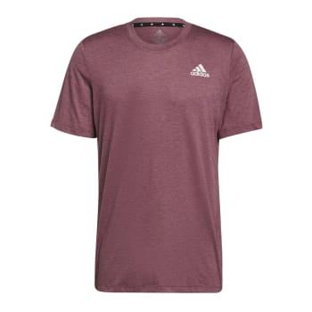 adidas Men's Primeblue Designed 2 Move Heathered Sport T-Shirt