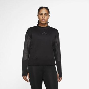 Nike Women's Dri Fit Division Run Long Sleeve