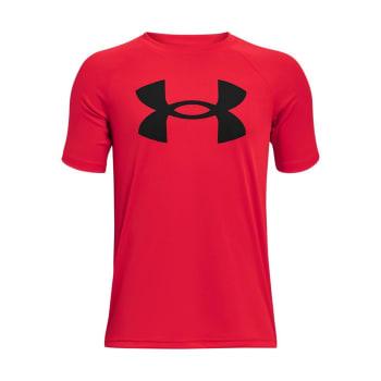 Under Armour Boys Big Logo Short Sleeve T-Shirt