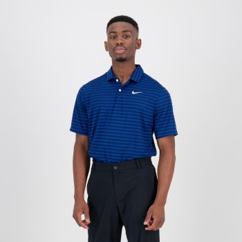 Nike Men's Golf Dri-Fit Essential Stripe Polo