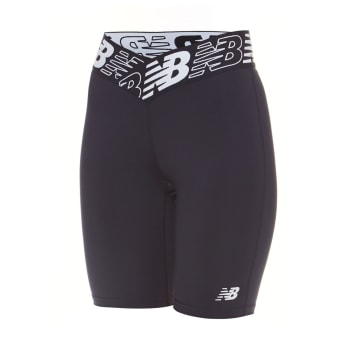 New Balance Women's Relentless Fitted 8 Inch Short Tight