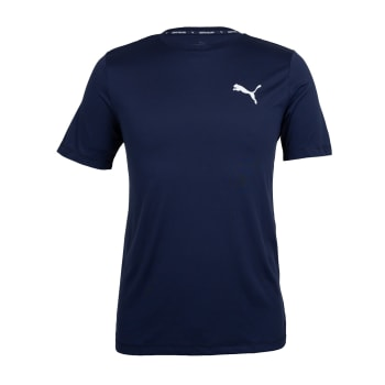 Puma Men's Active Small Logo T-Shirt