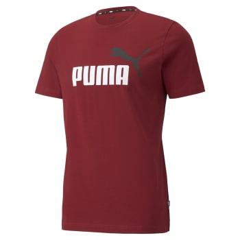 Puma Men's Essential 2 Colour Logo T-Shirt