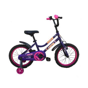 "Kerb Daisy Girl's 16"" Bike"