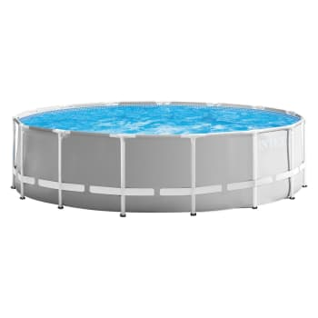 15FT X 48IN PRISM FRAME PREMIUM POOL SET - Sold Out Online