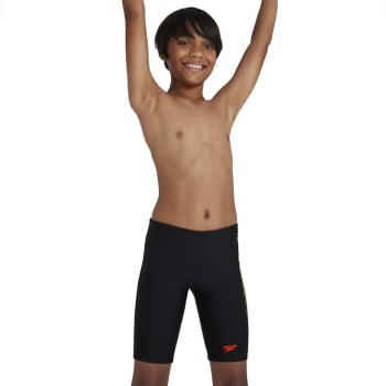 Speedo Boys Plastisol Placement Jammer - Out of Stock - Notify Me